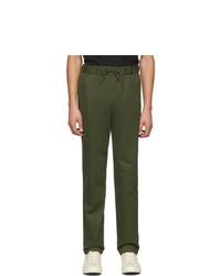Pantalón chino verde oliva de A.P.C.