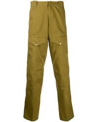 Pantalón chino verde oliva de Givenchy