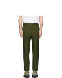 Pantalón chino verde oliva de Goodfight