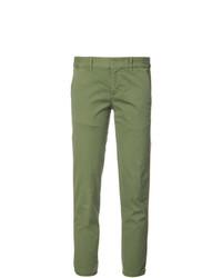 Pantalón Chino Verde Oliva de Nili Lotan