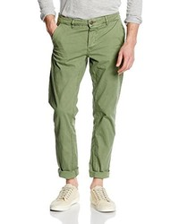 Pantalón chino verde oliva de ONLY & SONS
