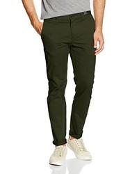 Pantalón chino verde oliva de Tommy Hilfiger