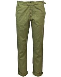 Pantalon chino verde original 1494537