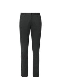 Pantalón chino verde oscuro de Etro