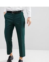 Pantalón chino verde oscuro de Heart & Dagger