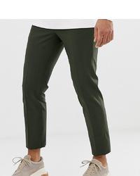 Pantalón chino verde oscuro de Noak