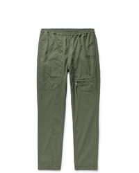 Pantalón chino verde oscuro de Nonnative