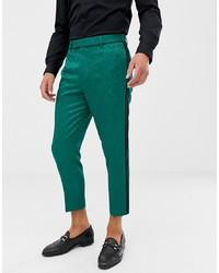 Pantalón chino verde de ASOS Edition