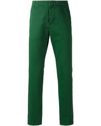 Pantalón chino verde de Band Of Outsiders