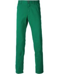 Pantalón Chino Verde de Brioni