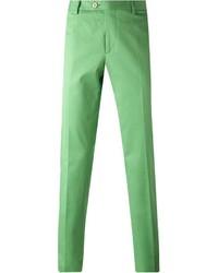 Pantalón chino verde de Etro