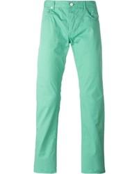 Pantalón chino verde de Kenzo