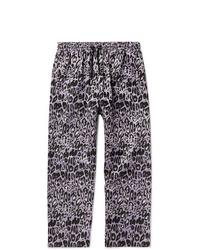 Pantalón chino violeta claro de 99% Is
