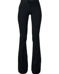 Pantalón de Campana Azul Marino de Derek Lam