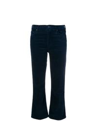 Pantalón de Campana Azul Marino de Mother