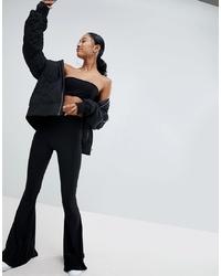 Pantalón de campana negro de Fashionkilla