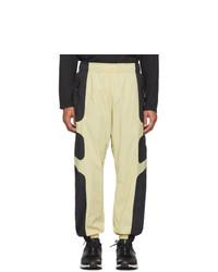 Pantalón de chándal amarillo de Nike