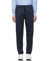 Pantalón de chándal azul marino de AMI Alexandre Mattiussi