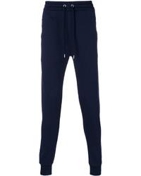 Pantalón de Chándal Azul Marino de Burberry