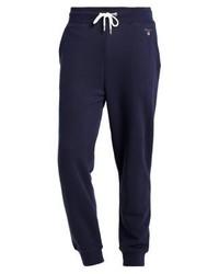 Pantalón de Chándal Azul Marino de Gant