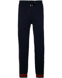 Pantalón de Chándal Azul Marino de Gucci