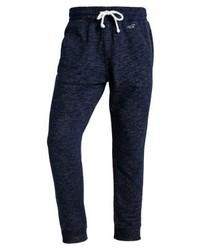 Pantalón de Chándal Azul Marino de Hollister Co.