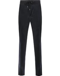 Pantalón de chándal azul marino de Lanvin