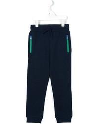 Pantalón de chándal azul marino de Stella McCartney