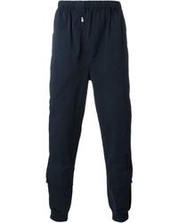 Pantalón de chándal azul marino de YMC