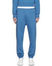 Pantalón de chándal azul de Acne Studios