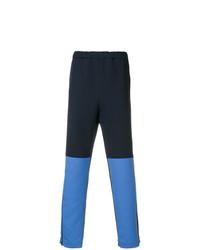 Pantalón de chándal azul de Marni
