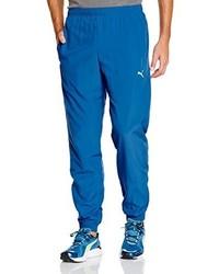 Pantalón de chándal azul de Puma