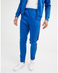Pantalón de chándal azul de United Colors of Benetton