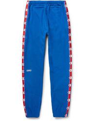 Pantalón de chándal azul de Vetements