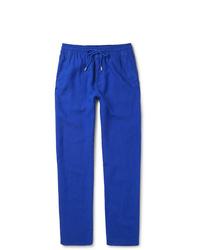 Pantalón de chándal azul de Vilebrequin