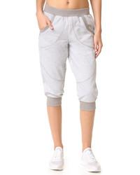Pantalón de chándal blanco de adidas by Stella McCartney
