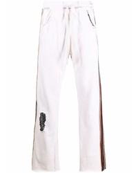 Pantalón de chándal blanco de Alchemist