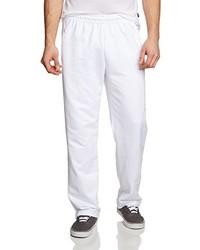 1743c7771d Comprar un pantalón de chándal blanco  elegir pantalones de chándal ...