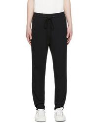 Pantalón de chándal bordado negro de 3.1 Phillip Lim