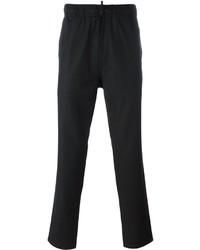 Pantalón de chándal de lana negro de YMC