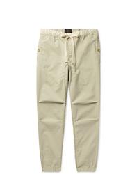 Pantalón de chándal en beige de Beams Plus
