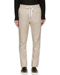 Pantalón de chándal en beige de John Lawrence Sullivan