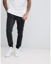 Pantalón de chándal en gris oscuro de ASOS DESIGN