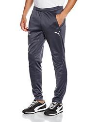 Pantalón de chándal en gris oscuro de Puma