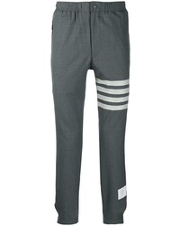 Pantalón de chándal en gris oscuro de Thom Browne
