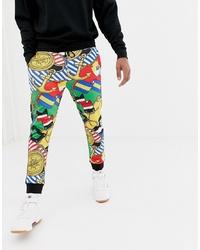 Pantalón de chándal en multicolor