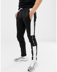 Pantalón de chándal en negro y blanco de Night Addict