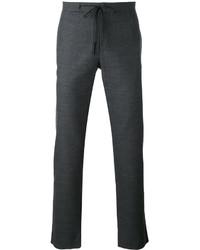 Pantalón de Chándal Gris Oscuro de Maison Margiela