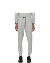 Pantalón de chándal gris de 3.1 Phillip Lim
