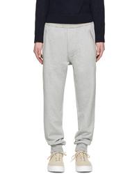 Pantalón de chándal gris de Acne Studios